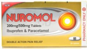 Use ibuprofen and paracetamol together